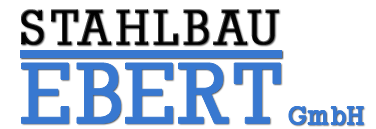 Logo von Stahlbau Ebert GmbH